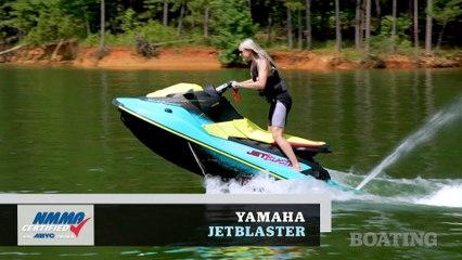 Yamaha Debuts the All-New 2022 JetBlaster® WaveRunner®