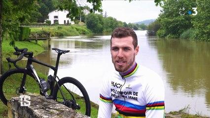 Dorian Foulon : le cycliste paralympique qui rivalise avec les valides !
