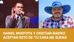 LIVE: Comediante Daniel Montoya y cantante Cristian Madriz aceptan reto de 'Tu Cara me Suena' - Martes 17 Agosto 2021