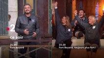 Fort Boyard 2021 - Bande-annonce soirée de l'émission 9 (14/08/2021)