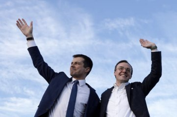 Pete Buttigieg Announces He and Husband Chasten Are Parents
