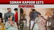 Sonam Kapoor gets emotional at sister Rhea Kapoor's wedding ceremony