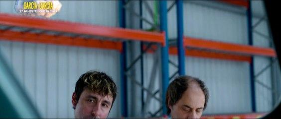 """Clip de vídeo de la película """"García y García"""" con Jordi Sánchez, Mikel Losada y Mario Alberto Diez que se estrena e l27 de agosto."""