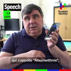 Non-voyant : j'utilise la tech à la maison | Le Speech de Manuel Pereira