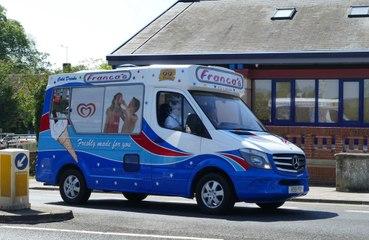 Ice cream van banned in Suffolk amid chimes row