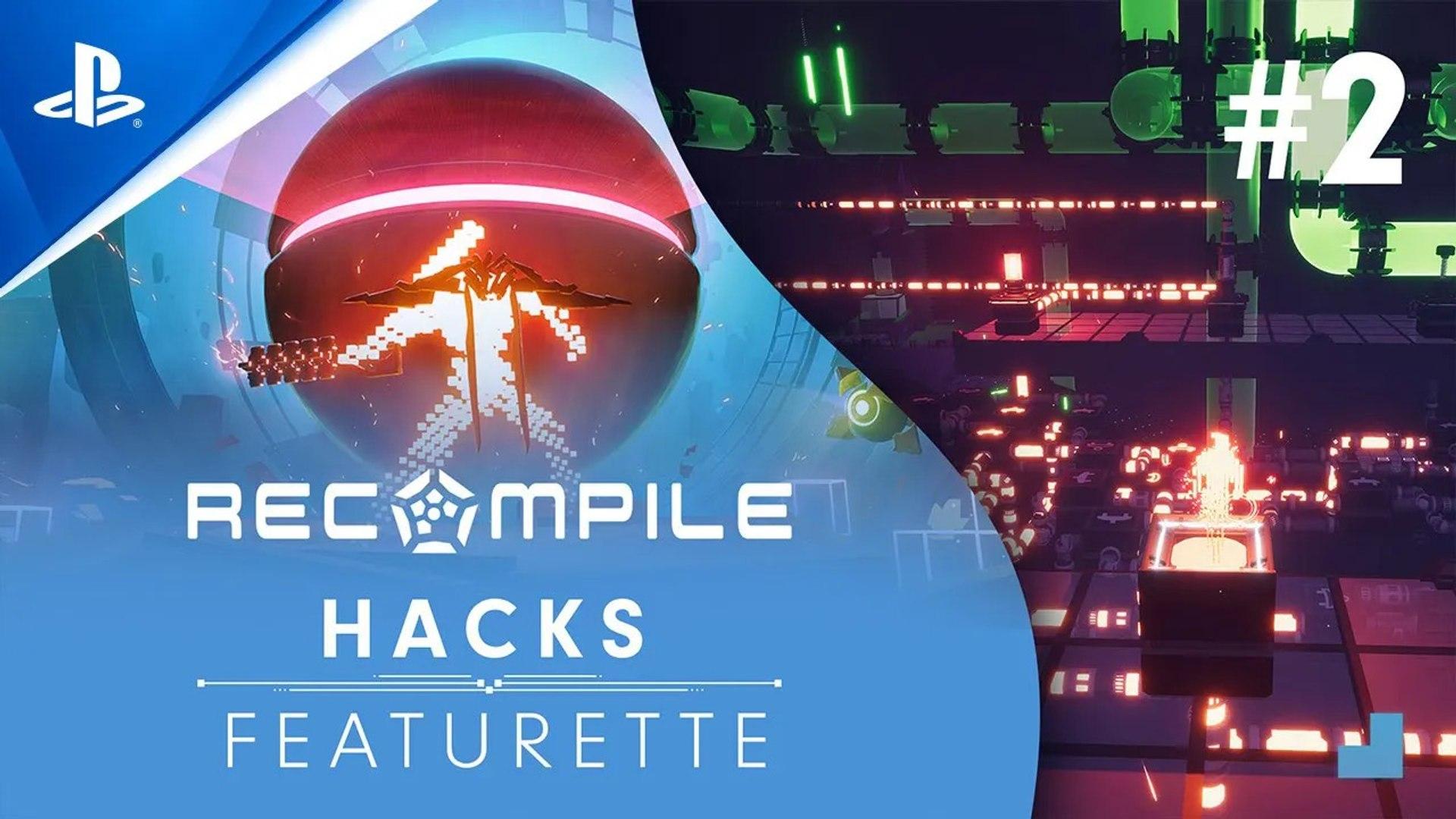 Recompile - Hacks Featurette | PS5