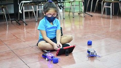 Robot será aliado en el aula para enseñar a miles de niños en escuelas costarricenses