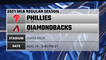 Phillies @ Diamondbacks Game Preview for AUG 19 -  3:40 PM ET