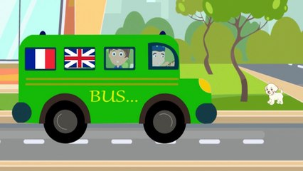 Marty - Les roues de l'autobus