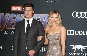 Scarlett Johansson doğurdu ... Bebek Cosmo ile tanışın!