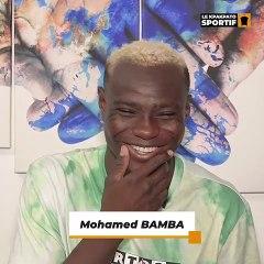 Anecdote avec l'International Ivoirien Bamba Mohamed