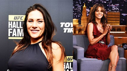 UFC Fighter Cat Zingano Takes Legal Action Actor Halle Berry