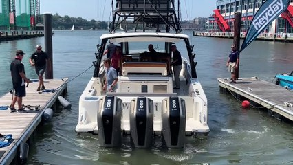 Boston Whaler 420 Outrage  50th Anniversary Edition