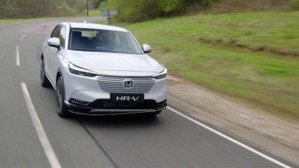 La tecnolía híbrida e:HEV del Honda HR-V Proporciona una óptima combinación