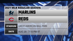 Marlins @ Reds Game Preview for AUG 20 -  7:10 PM ET