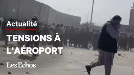 En Afghanistan, les évacuations se poursuivent à l'aéroport de Kaboul