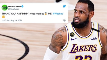 LeBron James BLASTS Haters After He Received 0 Votes For Best Player In The League By NBA Scouts