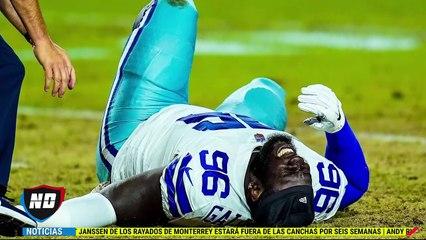 Movimientos en las plantillas de la NFL.