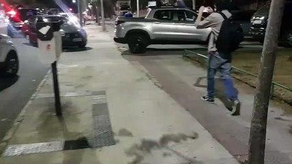 Estacionamento fechado irrita torcedores do Cruzeiro no Mineirão