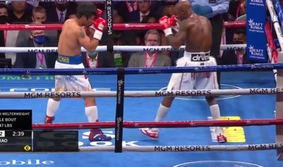 Manny Pacquiao VS Ugas BOXING MATCH HIGHLIGHT REVIEW / SUMMER SLAM BROCK LESNER