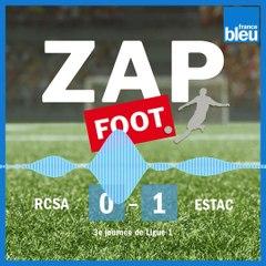 Revivez les buts de la rencontre Racing Club de Strasbourg - ESTAC de Troyes (1-1)