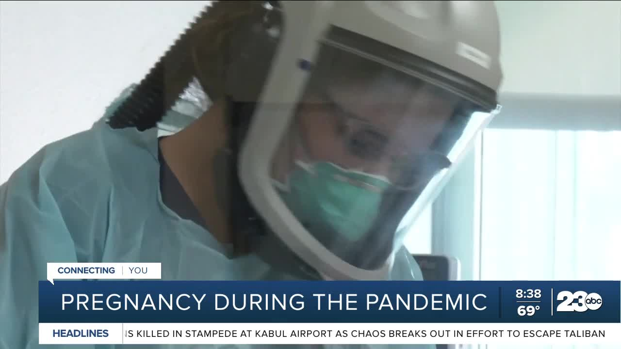 INTERVIEW: Pregnancy during the pandemic