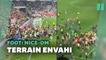 Une enquête ouverte après le match interrompu Nice - Marseille