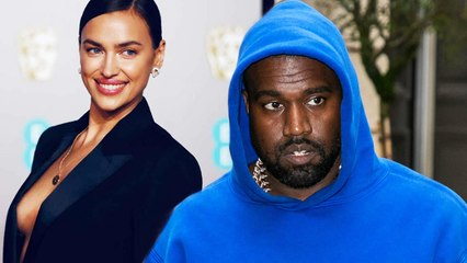 Kanye West And Irina Shayk Split Up, But Remain Friendly