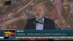 Brazil: Judge rejects indictment against Lula