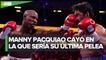 Yordenis Ugás vence por decisión unánime a Manny Pacquiao