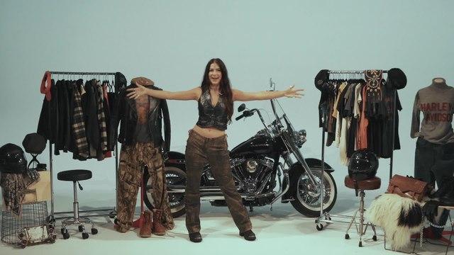 Kassi Ashton - A Harley Davidson Closet