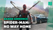 """""""Spider-Man: No Way Home"""": découvrez la bande-annonce officielle"""