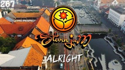Steven Jam Ft. Jalie Gimbs - Alright - (Official Lyric Video)