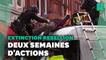 Manifestations et rues bloquées à Londres hier pour la nouvelle campagne d'Extinction Rebellion