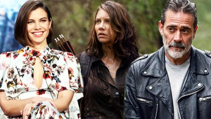 Lauren Cohan Talks About Maggie And Negan's Future In The Walking Dead