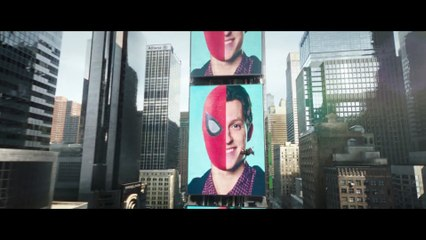 Spider-Man: No way home - Official Trailer