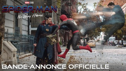 Spider-Man  : No Way Home - Bande-Annonce Officielle (VF)