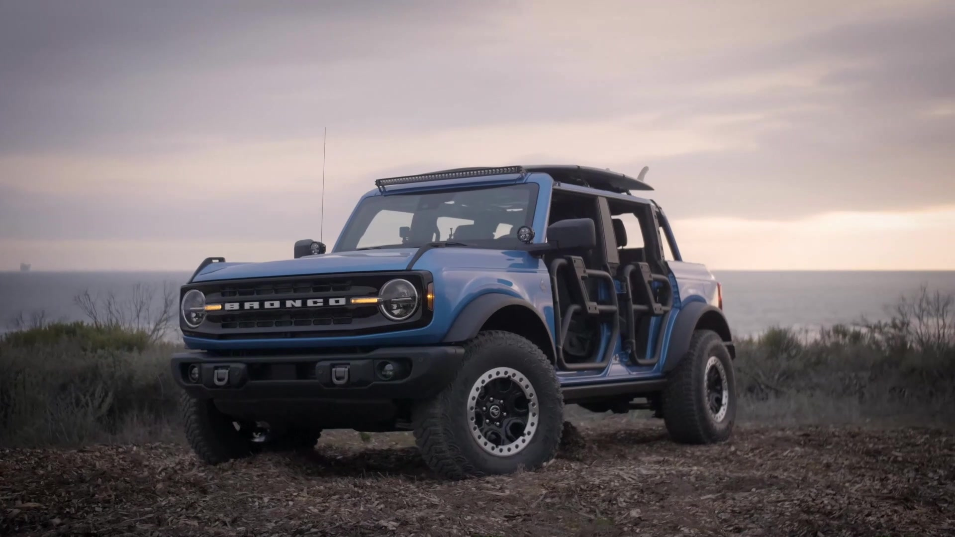 Ford Bronco Riptide Concept Preview