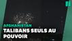 Dans le ciel de Kaboul, les talibans fêtent le départ des Américains