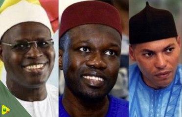 Coalition Sonko, Khalifa, Karim : Ce qu'en pensent les Sénégalais !