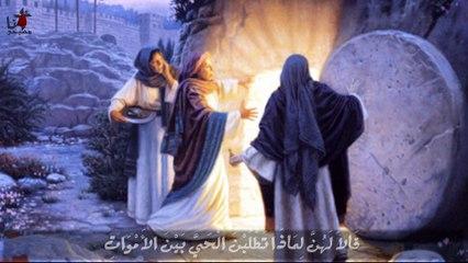 القيامة - بصوت المعلم ابراهيم عياد