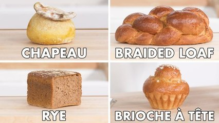 How To Shape Every Bread