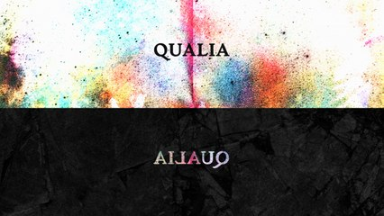 Oktoplut - Qualia (Lyrics Video)