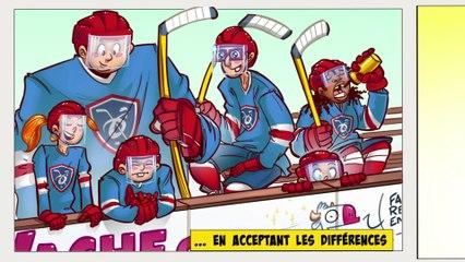 Le Hockey, c'est le respect !