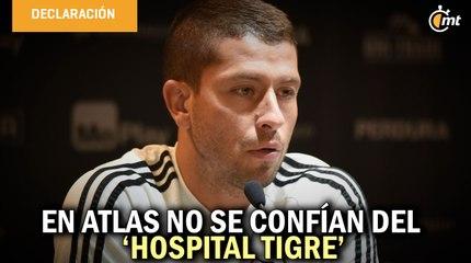 Tigres tienen cuatro equipos, es impresionante: Martín Nervo