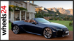 Lexus LC Convertible arrives in South Africa