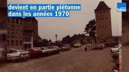 Strasbourg, quand la voiture était reine