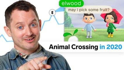 Elijah Wood Explores His Impact on the Internet