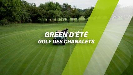 Green d'été : golf des Chanalets
