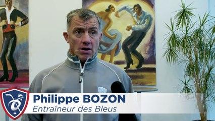 TQO - France-Hongrie (5-3), les réactions de P.Bozon et F.Chakiachvili